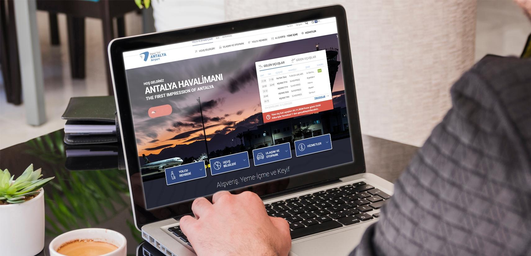 Airports Antalya